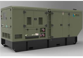 30kW AMICO Natural Gas Genset