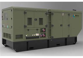 90kW AMICO Natural Gas Genset