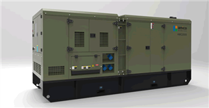 200kW AMICO Natural Gas Genset