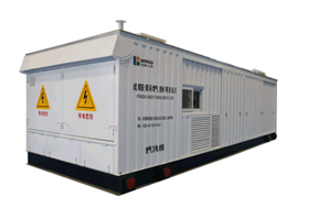 800kW AMICO Natural Gas Genset