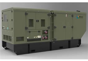 50kW AMICO Natural Gas Genset