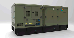 160kW AMICO Natural Gas Genset