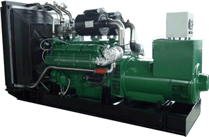 300kW AMICO Natural Gas Genset