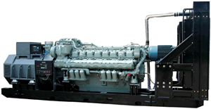 1000kW AMICO Natural Gas Genset